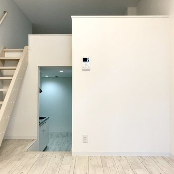 階段がたくさん、メリハリつけて暮らせそう!