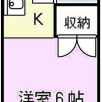 収納スペースが十分あるので、居室はゆったり使えそう。