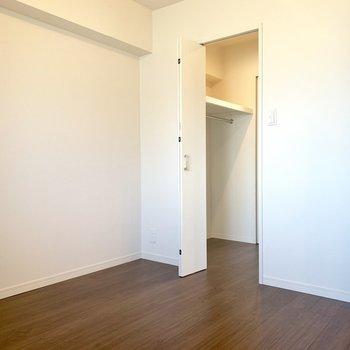 綺麗だなあ。※写真は3階同間取り別部屋のものです
