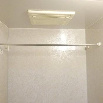 便利な浴室乾燥機付き!(※写真は前回掲載時のものです。)