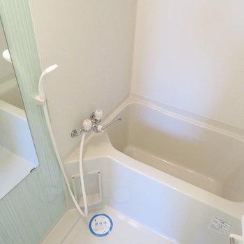 お風呂もとっても綺麗です