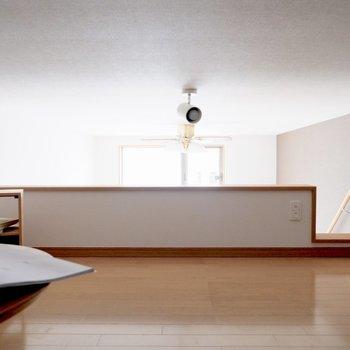 または物置のように使いましょう。※家具はサンプルです