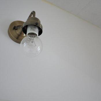 【ディテール】キッチン照明。