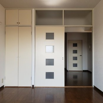 母の寝室兼趣味部屋とかね。※写真は3階同間取り別部屋のものです