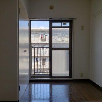 お姉ちゃん部屋ゲット!※写真は3階同間取り別部屋のものです