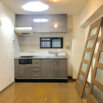 【工事前】キッチンも丸っと交換します!