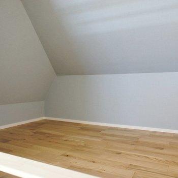 ロフトはこんな空間。※写真は前回募集時のものです