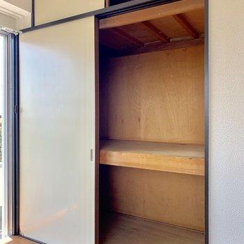 【LDK】和な収納スペース
