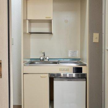 キッチンの調理スペースは工夫しましょう