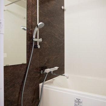 大人のBathroom♪※反転間取り別部屋の写真です。