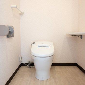 2階】実は2階にもトイレがあったのです!