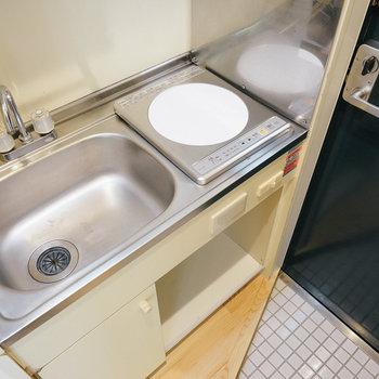 【イメージ】キッチンはリメイクします