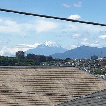 【別部屋眺望】晴れた日は富士山も!