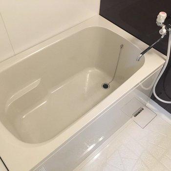 お風呂ももちろん新品です