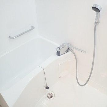 浴室もきれいになっています!