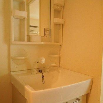 洗面台 ※写真は前回募集時のものです。