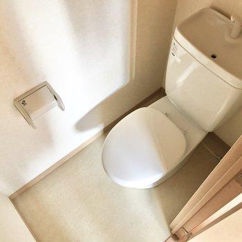 カバーとマットで快適なトイレにしてくださいね。