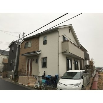 円阿弥4丁目貸家