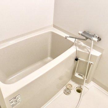お風呂もシンプル!
