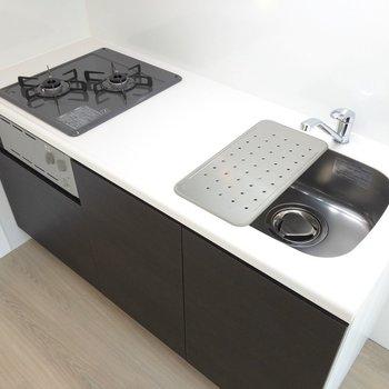 【DK】十分な調理スペース。