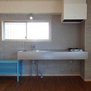 このキッチンはカッコいいね!※写真は前回募集時のものです