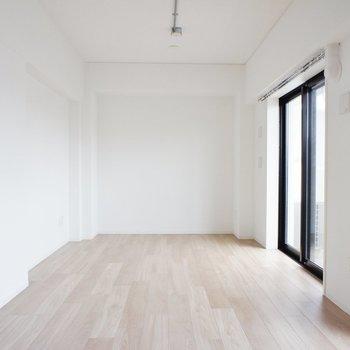 どうつかいましょうかね※写真は3階同間取り別部屋のものです