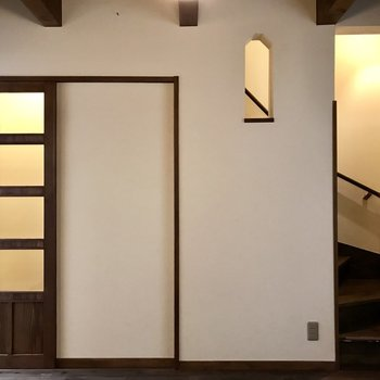 それでは3階に行ってみましょう(※写真は同間取り別部屋のものです)