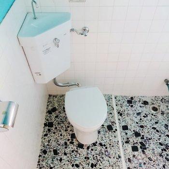 トイレは清潔感がありますね。※写真は前回募集時のものです