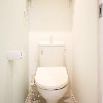 トイレはウォシュレット付◎