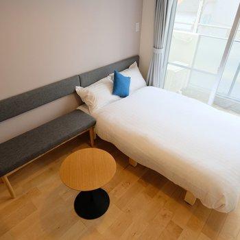 まるでホテルのような上質な空間※407号室の写真です