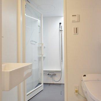水回りも無駄がない! ※写真は3階同間取り別部屋のものです