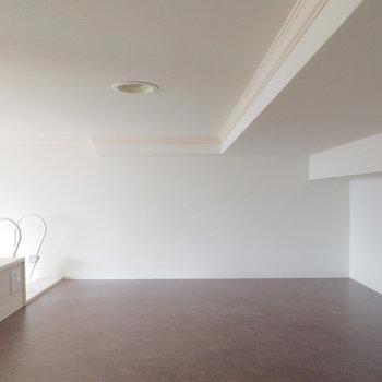 収納に使うのもいいですね。※似た間取りの別部屋の写真です