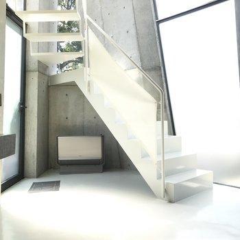 【下階】美術館にいるみたい