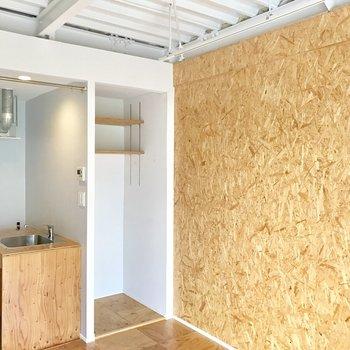 デザインと時の部屋