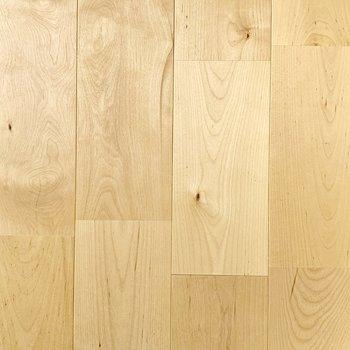 床材】無垢床ならではの温かみが素敵