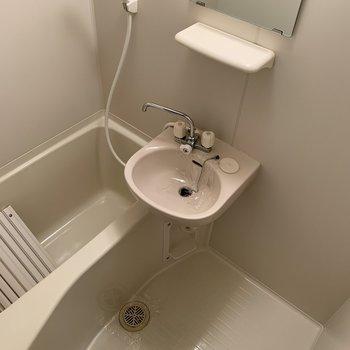お風呂も広いです!