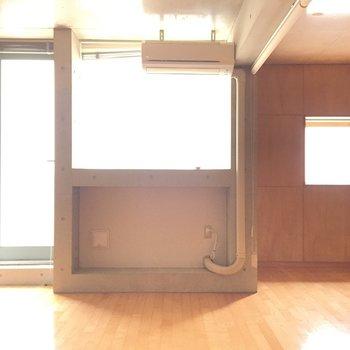 秘密基地感※写真は4階の同間取り別部屋のものです