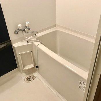 お風呂はこちら!※写真は同間取り別部屋です