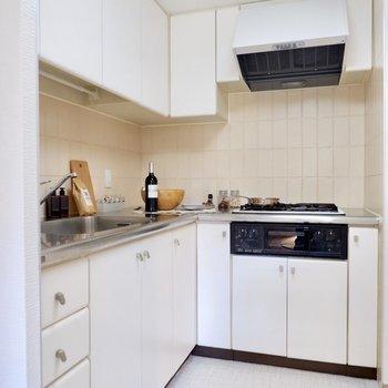 【LDK】お料理の時間、快適になりそうです。※家具・雑貨はサンプルです