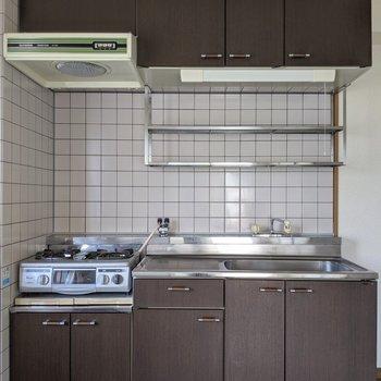 キッチン立派です!