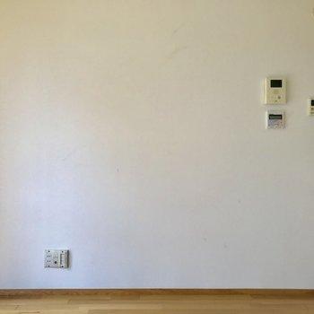 【1階洋室】日中は極力自然の光だけで過ごしたい