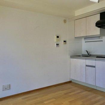 【1階洋室】スペースを有効活用しよう