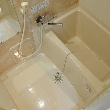 一番風呂を! ※写真は5階の同間取り別部屋のものです