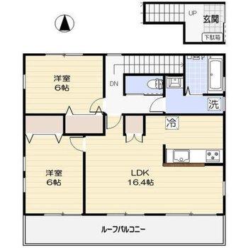 大田区東蒲田1丁目住宅