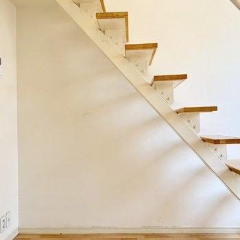 階段下も有効活用できそうです。