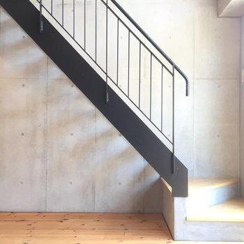 【下階】この角度、美しいですよね※写真は1階の同間取り別部屋のものです