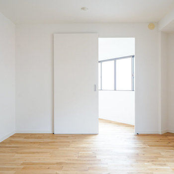 アーチの入り口が特徴的なお部屋♪※写真は前回募集時のものです