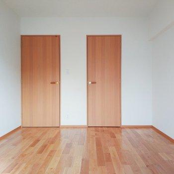 【6.2帖】スタバのキャラメルフラペチーノみたい※写真は3階の反転間取り別部屋のものです