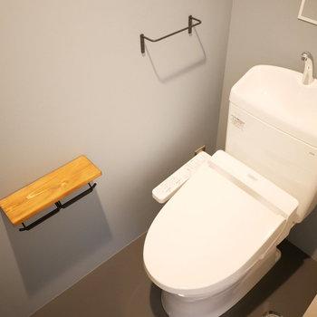 トイレは落ち着く空間