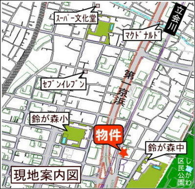 BELL FORESTの間取り